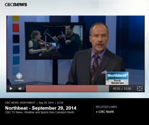 Keith CBC TV