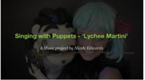 Nicole Edwards Puppet